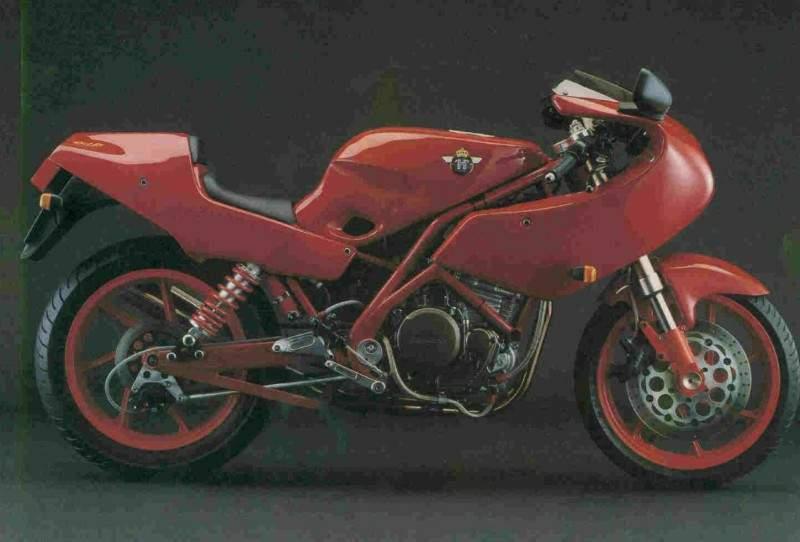 Horex 644 Osca technical specifications
